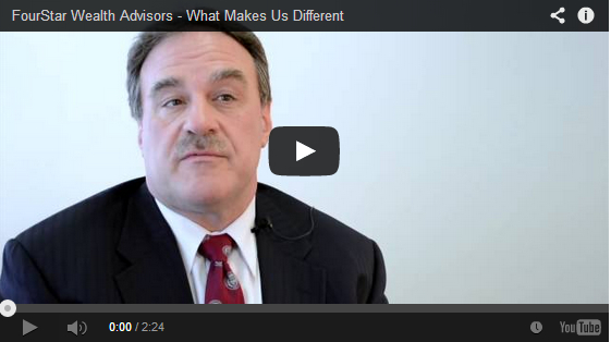 Brian Kasal FourStar Wealth Video - A Firm That Will Not Have All the Conflicts